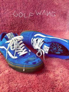 Vans Syndicate Golf Wang Old Skool