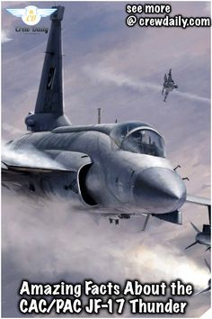 Amazing Facts About the CAC/PAC JF-17 Thunder  #AmazingFacts #Facts #CAC #PAC #CACPAC #JF17 #Thunder #JF17Thunder #airforce #fighter #pakistanarmy #PACJF17 #CACJF17 #pakarmy #pakairforce #crewdaily Air Force Images, Ac 130, Pakistan Army, Military Operations, Head Up Display, Aircraft Design, Amazing Facts, Thunder, Fun Facts