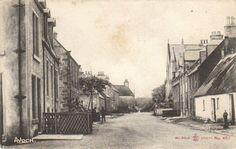 Avoch High Street 1908