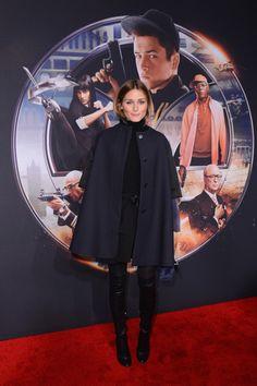 Olivia Palermo Photos - 'Kingsman: The Secret Service' Premieres in NYC - Zimbio