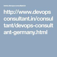 http://www.devopsconsultant.in/consultant/devops-consultant-germany.html