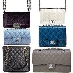 Chanel mini's