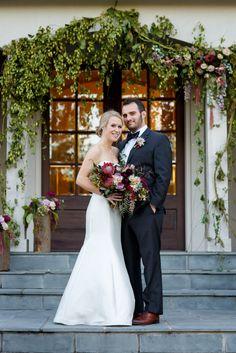 Jennifer + Jim 9.26.15 Plum & Poppy Weddings Amanda DeBusk ...