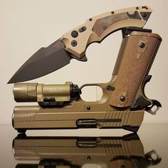 Hogue Grips X5 Folding Knife, 4 Spear Pt. EDC Folding Knife Blade G-Mascus G10