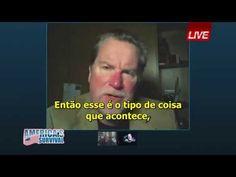 OLAVO DE CARVALHO NA TV AMERICANA - FORO DE SÃO PAULO, MARXISMO CULTURAL...