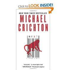 Next by Michael Crichton 2012