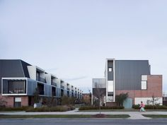 #dkoarchitecture designed the Banbury Village to be accommodating for different architectural styles and its urban lifestyle