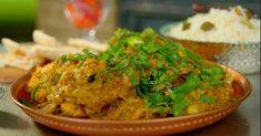 The hairy bikers Chicken curry (shorshe murgi)