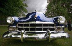 '49 Cadillac Fastback