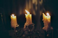 The magic of candles... power of 3