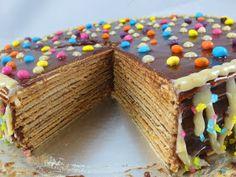 tarta de huesitos con thermomix, recetas para cumpleaños con thermomix,