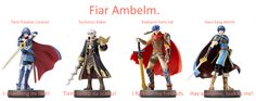 retarded fire emblem amiibo