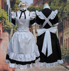 Maid Cosplay Costume - Kawaii Store | YESSTYLE