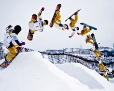 can not wait for snowboarding season!