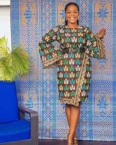20 Gorgeous Ankara Fashion Styles For Church, Work & Wedding Wedding outfits and Asoebi designs for women. Fenural Ankara styles are included. Latest Ankara Short Gown, Ankara Short Gown Styles, Short Gowns, Unique Ankara Styles, Beautiful Ankara Styles, Latest Ankara Styles, African Fashion Designers, African Print Fashion, African Fashion Dresses