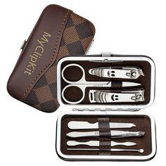 Professional Nail Clippers Kit for $6  free shipping w/ Prime #LavaHot https://www.lavahotdeals.com/us/cheap/professional-nail-clippers-kit-6-free-shipping-prime/251630?utm_source=pinterest&utm_medium=rss&utm_campaign=at_lavahotdealsus&utm_term=hottest_12