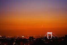 Sunset in Istanbul by Kursad Sezgin on 500px