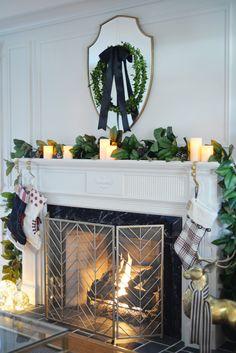 A Cozy and Classic Christmas Home Tour - Rambling Renovators