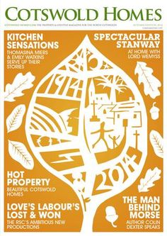 Cotswold Homes Autumn Edition 2014