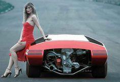 Fiat Abarth 2000 Scorpione (1969)