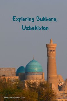 Bukhara is one of my favorite cities on the Silk Road and in Uzbekistan Stuff To Do, Things To Do, City Select, Asia Travel, Travel Bag, Travel Channel, Central Asia, Travel Around The World, Southeast Asia
