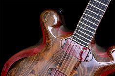 Crow Hill Guitars Ganesha... like the pickups
