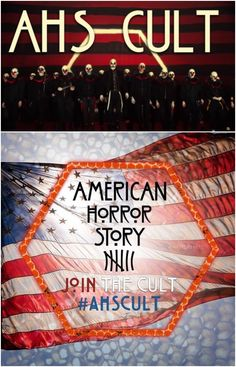 NEW | First Teasers are out. AHS Cult, coming this September on FX! Follow rickysturn/american-horror-story