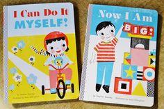 Julia's Bookbag: Super Cute Baby Board Books