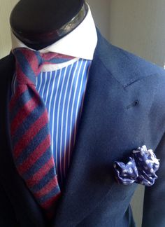 Combo Winter Jacket T by Absolute Bespoke & Shirt Cutaway by British Style Available; britishstyle2012@gmail.com