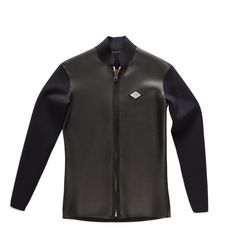 JUMBLED JACKET - PHANTOM Add this all phantom long sleeve, zip up front wetsuit vest to your collection. Glued and blind stitched seam construction. Ultra Flex Smooth Skin 2mm Neoprene. Long sleeve stealth. XS $149.99 (AUD)