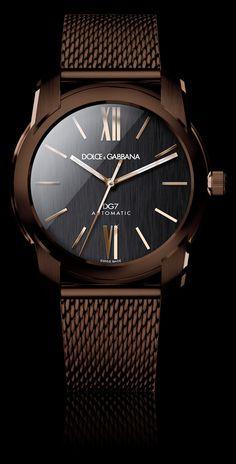 Dolce & Gabbana Watch #bijoux, #bijouxfantaisiefemme, #montresfantaisies, #montresfemme