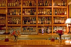 We proudly feature over 150 scotch whiskeys. Join us any evening, and one of our friendly bartenders will serve you a tasting flight.