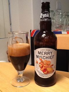 Samuel Adams Merry Mischief Gingerbread Stout
