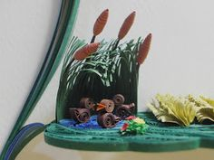 Quilling with Fun: Еј салаши...