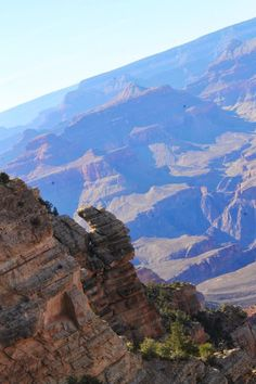 Electric Blue Grand Canyon