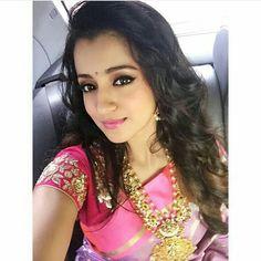 Trisha krishnan ❤
