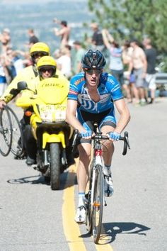 Uhc wins stage 6 in boulder. Fun article about Chris and Rory...