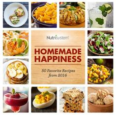 New to the Nutrisystem family? Check out our best recipes from dinner to dessert so you can stay on plan and keep your taste buds satisfied!