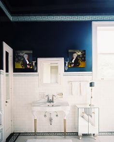 I love that color blue. I don't know what room I would paint that color, but maybe the bathroom.