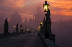 Charles Bridge in Prague | Most Beautiful Pages