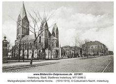 Архив визуальной информации Восточной Пруссии, Поиск изображений