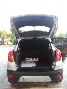 Opel Mokka Etat Neuf Tt Options Inclu : -CARROSSERIE: Pick Up -ENERGIE: Essence -PUISSANCE FISCALE: 8 CV -BOÎTE: Manuelle -TRANSMISSION: Traction -COULEUR: Gris…