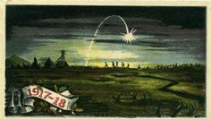 First World War Christmas cards in pictures - Telegraph Christmas Truce, Christmas Cards To Make, Xmas Cards, Christmas Art, Greeting Cards, Christmas Activities, Christmas Traditions, World War One, First World