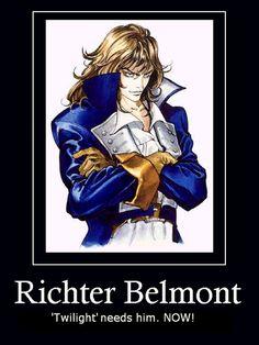richter belmont x alucard - Google Search
