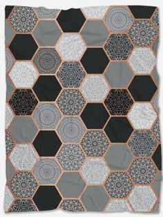 Provide warmth and comfort with this Gray Mandala Blanket. With its incredible design and vibrant colors, it will make your home even more beautiful. It is a perfect gift for someone you want to make happy and at the same time feel comfortable. It is handmade just for you and has a unique design that can't be found anywhere else. Mandala Blanket, Polar Fleece Blankets, Black Blanket, Make Happy, Vibrant Colors, The Incredibles, Make It Yourself, Gray, Abstract