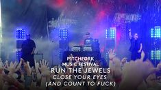 """Run The Jewels - """"Close Your Eyes (And Count To Fuck)"""" ft. Zack De La Ro..."""