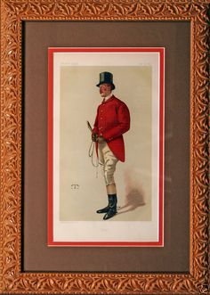 1904 Vanity Fair Hunting Caricature Antique Print | eBay Equestrian Decor, Equestrian Style, Henley Royal Regatta, Prince, British Country, Fox Hunting, English, Antique Prints, Vanity Fair