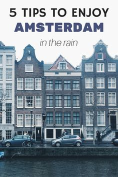 Last weekend was my first time in Amsterdam. Despite the wind and rain, I was determined to have an amazing time, here are my 5 tips to do so! Places To Travel, Travel Destinations, Places To Go, Amsterdam Weekend, Wind And Rain, Indoor Activities, Continents, My Dream, Spain