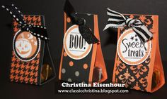 Classic Christina: Ideas for Halloween Treats!