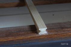 Lilyfield Life: DIY: Replacing a Centre Drawer Slide